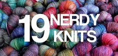 19 Nerdy Knits You Need To Knit Right Now - really want to do the Sherlock cushion and see how long it takes my friends to notice (a few of them = 3secs)