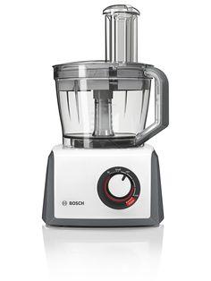 Kjøp Bosch MCM64085 Foodprosessor ·  - ✓ Fri frakt og rask levering hos os ✓ 5/5 stjerner på Trustpilot