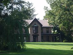Ross-Hand Mansion in Nyack, New York