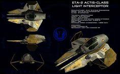 Eta-2 Actis-Class Light Interceptor [Jedi Starfighter] (1131x707)