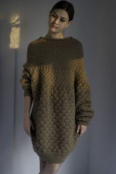 DUMADUMADUM SWEATER/DRESS by NihanAltuntas on Etsy