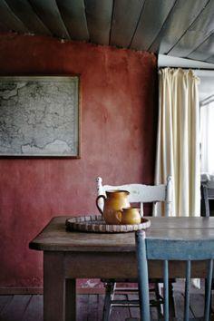 23 immagini strepitose di Pareti rosse | Design della parete ...