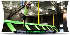 Airpark trampoline fun world. Looks just like Airborne in Draper Utah. That was fun for all of us. Extreme Trampoline, Trampoline Sport, Draper Utah, Fun World, How To Raise Money, Summer Fun, Parks, Activities, Shit Happens