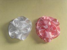 Ribbon Flower Making
