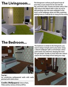 Living etc - sims edition - issue 1