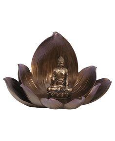 Buddha Statue on Lotus