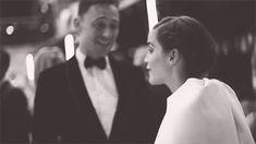 gif 1k Emma Watson tom hiddleston gif: other