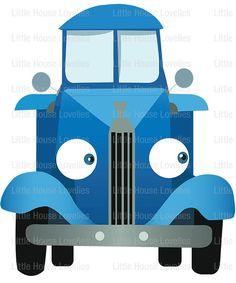 Little Blue Truck Pattern Joy School Ideas Pinterest