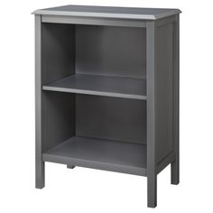 Threshold™ Windham 2 Shelf Bookcase - Black