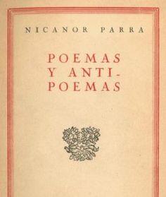 05.09.14: Los 100 años de Parra: sus libros fundamentales | Cultura | LA TERCERA