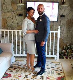 Lui e Lei hanno scelto abiti sartoriali per il giorno più importante della loro vita ... realizzati dalla Sartoria Visconti
