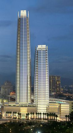 Four Seasons Place, Kuala Lumpur by NRY Architects :: 65 floors