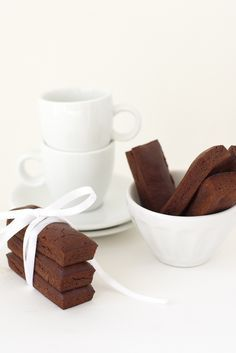Financiers au chocolat de Jean-Paul Hévin (avec un peu de jasmin)