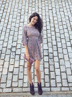 Maialen de @¿Hablamos de Moda? con nuevo vestido SUCHN <3 http://www.hablamosdemoda.es/yo-a-la-moda/5356/
