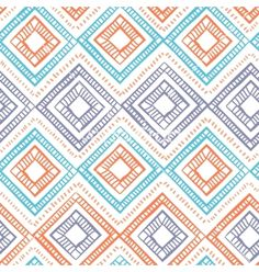 Tribal vintage ethnic retro geometric seamless patterns vector by transia on VectorStock®