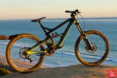 Downhill Bike, San Clemente, Mountain Biking, Cycling, Bicycle, United States, California, Pure Products, Lifestyle
