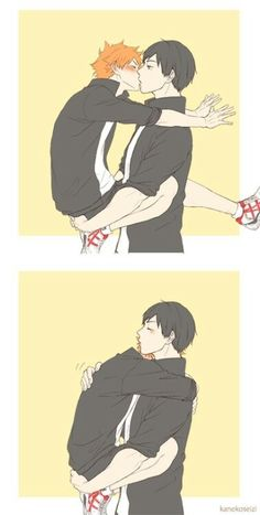 shy kiss
