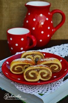 Gabriella kalandjai a konyhában :) Poppy Cake, French Toast, Baking, Breakfast, Tableware, Gastronomia, Mint, Morning Coffee, Dinnerware