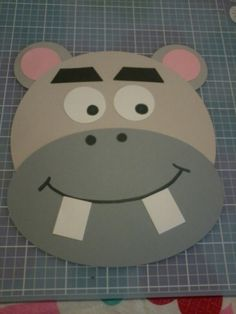Learning shapes hippos craft