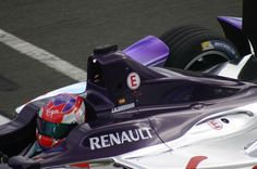 Formule E à Donington : les premières images…