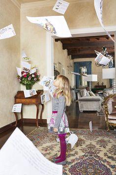 Miss @blumarine  Winter 2015 advertising #winterflowers #missblumarine #FW15 #fall #winter #fallwinter2015 #childrens #kids #childrenswear #kidswear #kidsfashion #girls