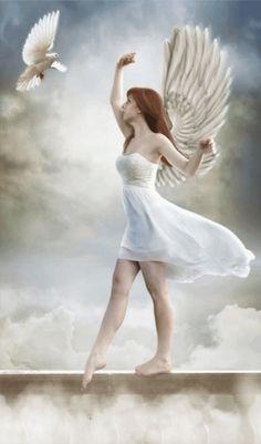 Angel Images, Angel Pictures, Garden Angels, Ange Demon, Angels In Heaven, Heavenly Angels, Angels Among Us, Beautiful Fairies, Angel Art