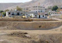 Les Palestiniens détruisent des trésors archéologiques©