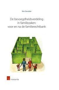 De bevoegdheidsvedeling in familiezaken (Jurisquare)