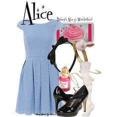 Disney Style- Alice in Wonderland