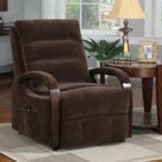 Bailey Fabric Power Reclining Lift Chair