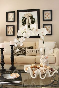 55 Decorating ideas for living rooms!