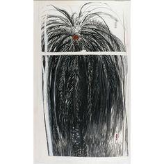 Paintings - Brett Whiteley - Page 4 - Australian Art Auction Records Australian Painting, Australian Artists, Present Drawing, Wax Crayons, European Paintings, Fine Art Auctions, Urban Sketching, Triptych, Artist Art