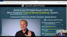 how to use lead lightning to promote any business all about