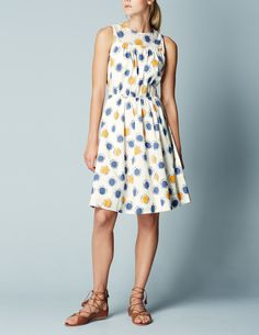 Molly Dress WW031 Occasionwear at Boden