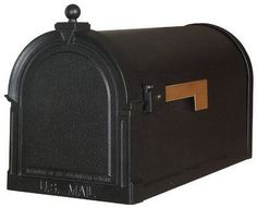 Berkshire Curbside Mailbox, Black by Special Lite. $117.00. Special Lite Products Berkshire Curbside Mailbox (item SCC1015) is quickly becoming one of our best selling decorative residential mailboxes. The Berkshire Mailbox is patterned after the successfull Classic Mailbox in it's traditional shape with added distinctive door accents to make this an elegant addtion to Special Lite Products line of decorative mailboxes. Constructed of durable cast aluminum with...