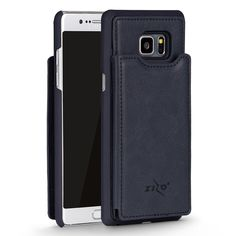Samsung Galaxy S8 Plus Case Zizo Premium Wallet Case w/ PC and Wallet Back  All-In-One Slim Leather Folio with ID Card Slots and Snap Closure  S8