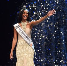 Miss South Africa 2015 Evening Gown: HIT or MISS | http://thepageantplanet.com/miss-south-africa-2015-evening-gown/