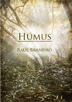 """Capa do livro """"Húmus"""" de Raul Brandão."""