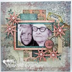 Heartfelt Creations | A Time To Remember/Once Upon A Time