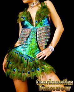 Salsa Peacock