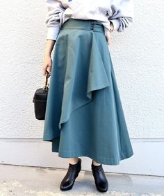 【ZOZOTOWN】Dickies(ディッキーズ)のスカート「Dickies×Khaju:別注ドレープスカート◆」(323-27-0006)を購入できます。