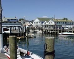 Greenport, Long Island. (drive along Main St 25 and North Road 48 and eat lunch at Claudio's on the water)