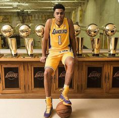 D Angelo Russell Dloading Step By Step Animation Art