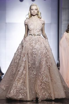 Zuhair Murad Spring Summer 2015 Haute Couture