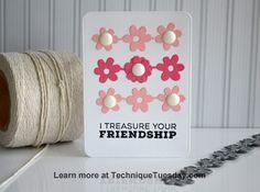 Story Card Sunday: Flower Friend