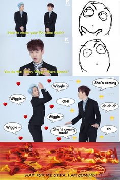 How to make you EX come back? ~ VIXX Style