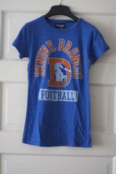 40c0d8bab UO    denver broncos football T-shirt Denver Broncos
