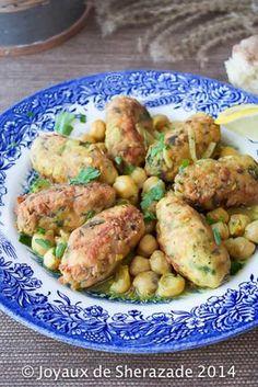 Mhawet, cuisine algérienne