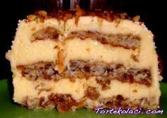 Cake with dry fruits and nuts