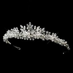Crystal And Rhinestone tiara - beautiful!
